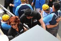 2007-06-10_unsere_mitarbeiterin_baerbel-weber_und_matthias-w-hoetzel_bei_den_24h_am_nuerburgring_2007
